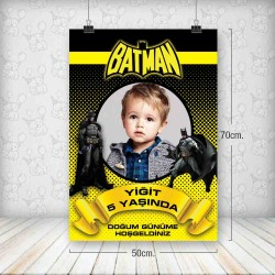 Batman Poster 50x70