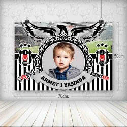 Beşiktaş Poster 50x70