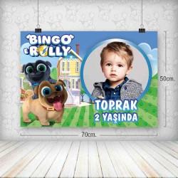 Bingo Rolly Poster 50x70