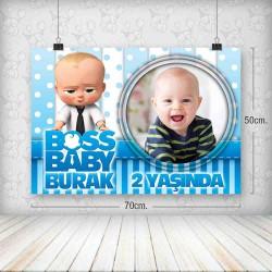 Boss Baby Poster 50x70