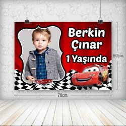 Cars Poster 50x70