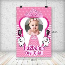 Diş Buğdayı Kız Poster 50x70