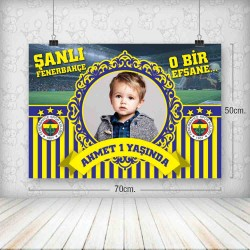 Fenerbahçe Poster 50x70