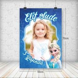 Frozen Mavi Poster 50x70