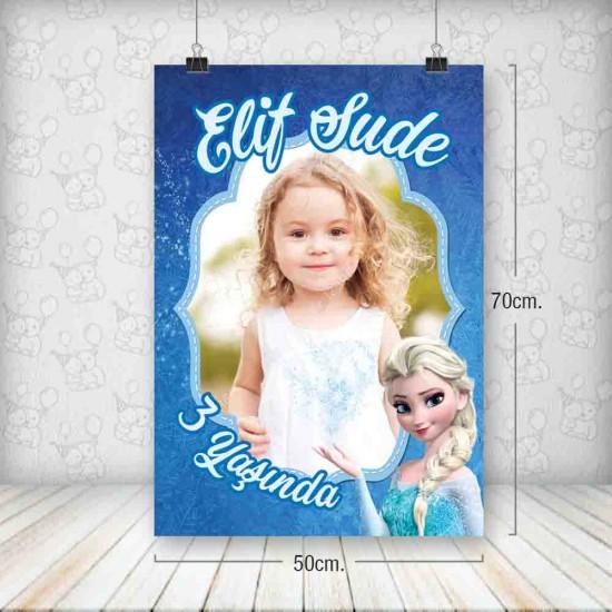 Mavi Frozen Poster 50x70