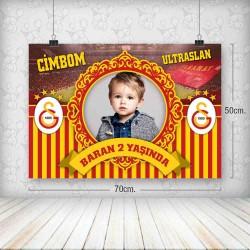 Galatasaray Poster 50x70