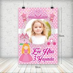 Prenses Şato Poster 50x70