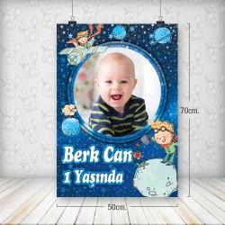 Küçük Prens Poster 50x70
