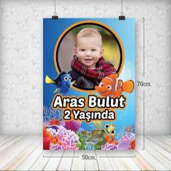Kayıp Balık Nemo Poster 50x70