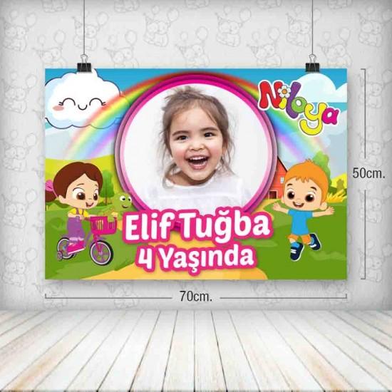 Niloya Poster 50x70