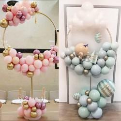 Yuvarlak Balon Süsleme Standı 160 cm
