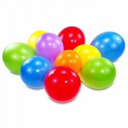 """Balon Zinciri - Pastel Karışık Balon 10"""" (25cm)"""