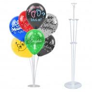 Balon Süsleme Standı 90 cm 7'li