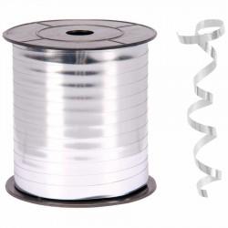 Metalik Gümüş Renk Rafya 8 mm x 200 m
