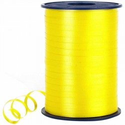 Sarı Renk Rafya 8 mm x 200 m