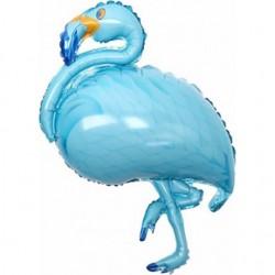 Mavi Flamingo Folyo Balon