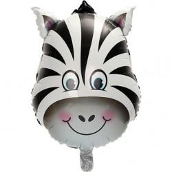 Safari Zebra Balon
