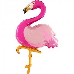 Flamingo Grabo Folyo Balon