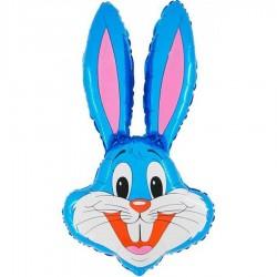 Bugs Bunny Mavi Grabo Folyo Balon 76 cm