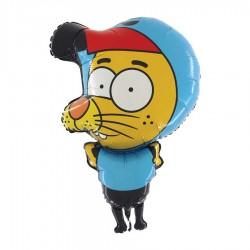 Kral Şakir Supershape Folyo Balon 86 cm