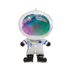 Astronot Nasa Folyo Balon