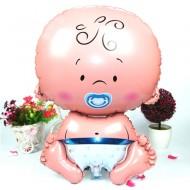 Baby Boy Folyo Balon 55 cm