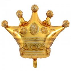 Gold Crown Folyo Balon