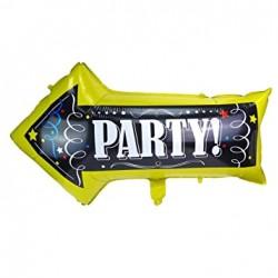 Party Mark Folyo Balon