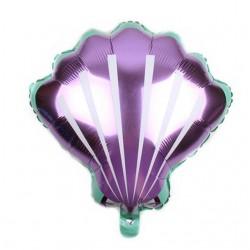 Shell Deniz Kabuğu Folyo Balon 50 cm