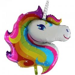 Unicorn Folyo Balon