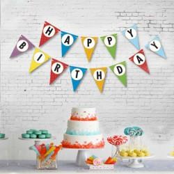 Happy Birthday Rengarenk Banner