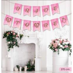 Bride To Be Harf Afiş