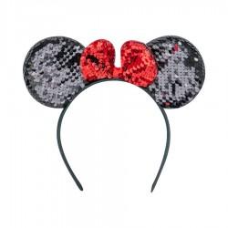 Pullu Minnie Mouse Taç
