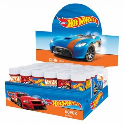 Hot Wheels Lisanslı Köpük Balon 36'lı