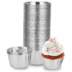 Gümüş Muffin 24'lü