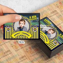 Fenerbahçe Kişiye Özel Magnet 10 Adet