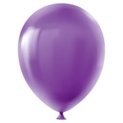 Pastel Lila Balon 100'lü