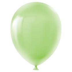 Pastel Açık Yeşil Balon 100'lü