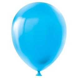 Pastel Mavi Balon 100'lü