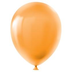 Pastel Turuncu Balon 100'lü