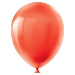 Pastel Kırmızı Balon 100'lü