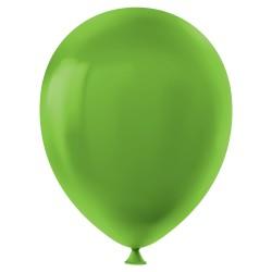 Pastel Koyu Yeşil Balon 100'lü