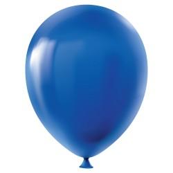 Pastel Lacivert Balon 100'lü