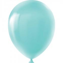 Pastel Su Yeşili Balon 100'lü