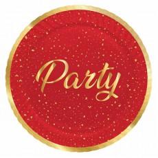 Parti Zamanı Kırmızı