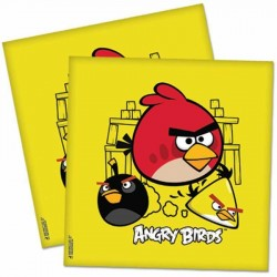 Angry Birds Kağıt Peçete 33x33 cm 20'li