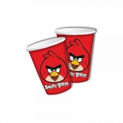 Angry Birds Karton Bardak