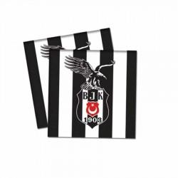 Beşiktaş Kağıt Peçete 33x33 cm 20'li
