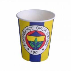 Fenerbahçe Karton Bardak 8'li