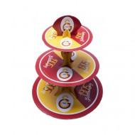 Galatasaray Lisanslı Cupcake Standı